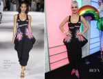 Katy Perry In Stella McCartney - Kiss FM