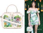 Kendall Jenner's Dolce & Gabbana Dolce soft shoulder bag