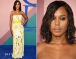 Kerry Washington In Atelier Prabal Gurung - 2017 CFDA Fashion Awards