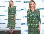 Kirsten Dunst In Gucci – SiriusXM