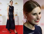 Laura Carmichael In Roksanda - Downton Abbey: The Exhibition
