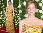 Laura Linney In Derek Lam -  2017 Tony Awards