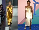 Lupita Nyong'o In Jason Wu - 2017 CFDA Fashion Awards