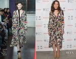 Maggie Gyllenhaal In Jason Wu - Domino's Summer Pop Up Launch Party