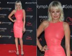 Malin Akerman In PatBo - Golden Nymph Nominees Party