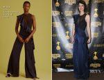 Mary-Elizabeth Winstead In Diane von Furstenberg - 43rd Annual Saturn Awards