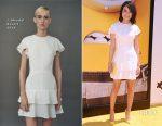 Miranda Cosgrove In J. Mendel - 'Despicable Me 3' LA Premiere