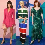 Models @ The 2017 CFDA Fashion Awards