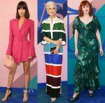 Models @ The 2017 CFDA Fashion Awards