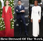 Best Dressed Of Week - Olivia Wilde In Michael Kors Collection, Hugh Jackman In Ermenegildo Zegna Couture, Danai Gurira In Gabriela Hearst
