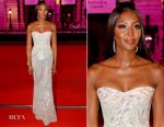 Naomi Campbell In Roberto Cavalli Couture - 2017 LIFEBALL