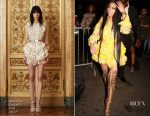 Nicki Minaj Heads To Drizzy's NBA Awards After-Party In Roberto Cavalli
