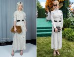 Nicole Kidman In Alessandra Rich - 10th Annual Veuve Clicquot Polo Classic