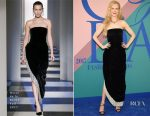 Nicole Kidman In Oscar de la Renta  - 2017 CFDA Fashion Awards