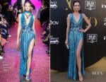 Nieves Alvarez In Elie Saab - 'Yo Dona' International Awards 2017