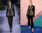 Pom Klementieff In Altuzarra - 2017 CFDA Fashion Awards