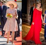 Queen Maxima Of The Netherlands Visits Italy