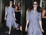 Rachel Weisz In Rosetta Getty - The Today Show