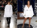 Rihanna In  Juun.J - Madeworn x Roc96 Pop-Up Event