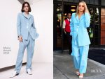 Rita Ora In Ellery - Out In New York
