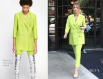 Rita Ora In Osman - Out In New York City