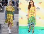Rowan Blanchard In Preen - Children Mending Hearts 9th Annual Empathy Rocks