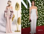 Sarah Paulson In Rodarte -  2017 Tony Awards