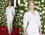 Scarlett Johansson In Michael Kors Collection - 2017 Tony Awards