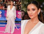Shay Mitchell In August Getty Atelier - 2017 iHeartRadio MuchMusic Video Awards