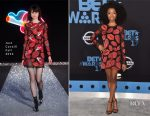 Skai Jackson In Just Cavalli - 2017 BET Awards