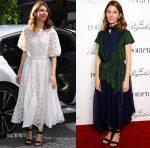 Sofia Coppola In Christian Dior & Sacai - 'The Beguiled' Munich Film Festival Premiere and London Screening