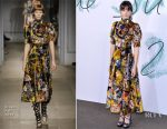 Stacy Martin In Erdem - The Serpentine Galleries Summer Party