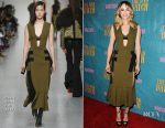 Suki Waterhouse In David Koma - 'The Bad Batch' LA Premiere