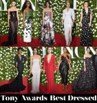 Who Was Your Best Dressed At The 2017 Tony Awards?