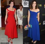 Who Wore Preen Better? Catherine, Duchess of Cambridge or Mandy Moore?