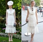 Who Wore Three Floor Better? Eleanor Tomlinson or Donna Air?