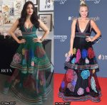 Who Wore Yanina Couture Better? Aishwarya Rai Bachchan or Malin Akerman?