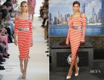 Zendaya Coleman In Altuzarra - Spider-Man: Homecoming New York Photocall