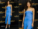 Zendaya Coleman In Jonathan Simkhai - 'Spider-Man: Homecoming' Madrid Photocall