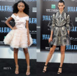 'Valerian And The City Of A Thousand Planets' LA Premiere Red Carpet Roundup