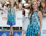 Amy Adams In Vince Camuto - 2017 Giffoni Film Festival