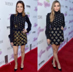 Aubrey Plaza & Elizabeth Olsen In Marc Jacobs - 'Ingrid Goes West' LA Premiere
