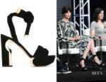 Caitriona Balfe's Nicholas Kirkwood 'Ziggy' Platform Sandals