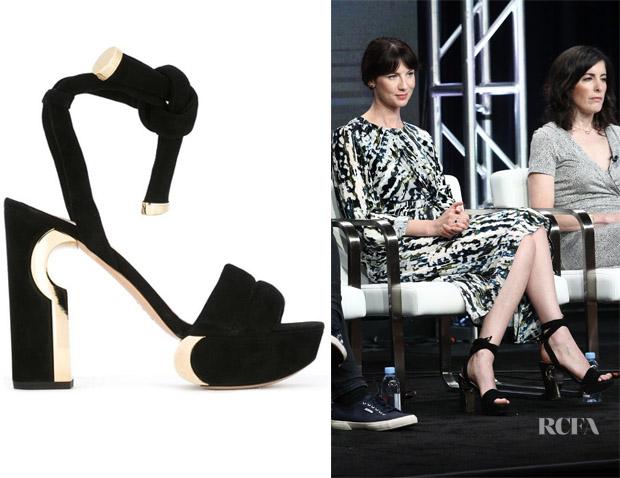 Nicholas Kirkwood Ziggy sandals
