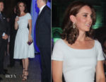Catherine, Duchess of Cambridge In Preen - Hintze Hall Launch Event