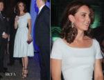 Catherine, Duchess of Cambridge In Preen - Hintze Hall Launch Event
