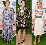 Celebrities at the Wimbledon Championships