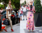 Celine Dion serves up a double dose of Gucci in Paris