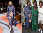 Danai Gurira In Marco de Vincenzo - Comic-Con 2017: Marvel Studios 'Black Panther' Presentation