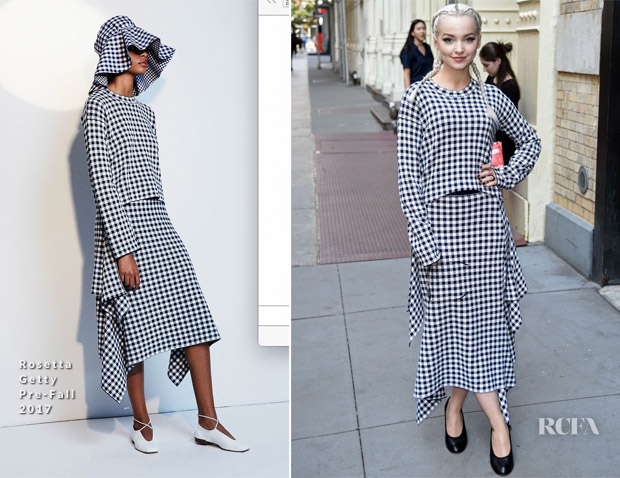 Dove Cameron In Rosetta Getty - Apple Store Soho